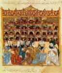 scholars in library_maqamat hariri