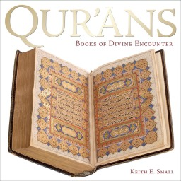 Cover of Qur'ans: Books of Divine Encounter (Bodleian Library Publishing, 2015)