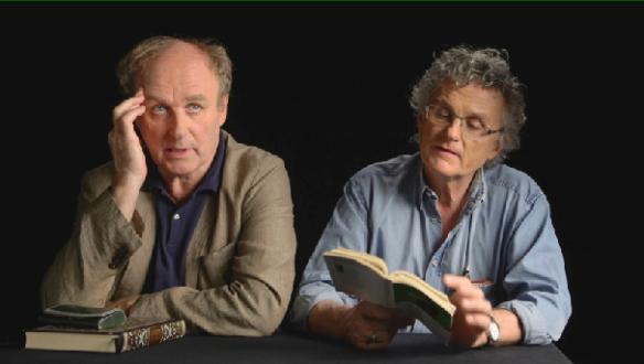 Jérôme Prieur and Gérard Mordillat (arte.tv)