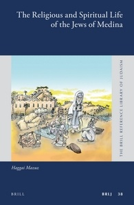 Mazuz book cover