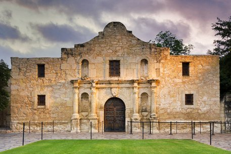 us-texas-san-antonio-alamo-mission