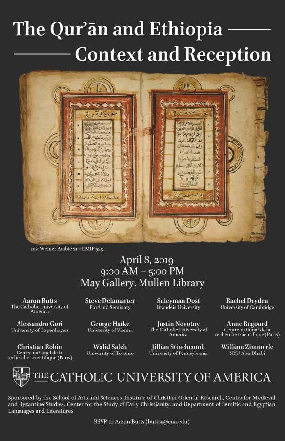 Quran and Ethiopia EMAIL
